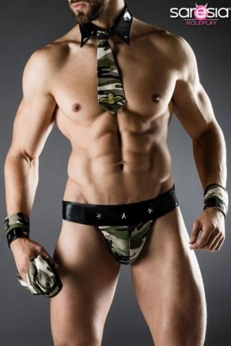 Army-Kostüm von Saresia MAN roleplay