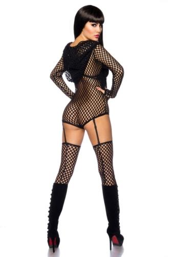 Netz-Outfit von Saresia